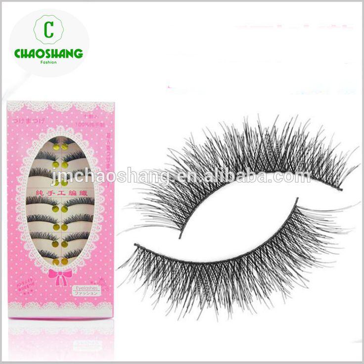 10Pairs Thick Volume False Eyelashes Eye Lashes Make up Eye lash Cosmetic Makeup Eyelash