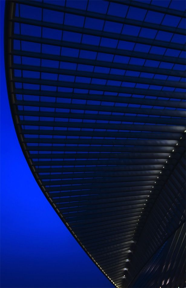 Blue Sail by Asander on Fotoblur | Architecture Photography