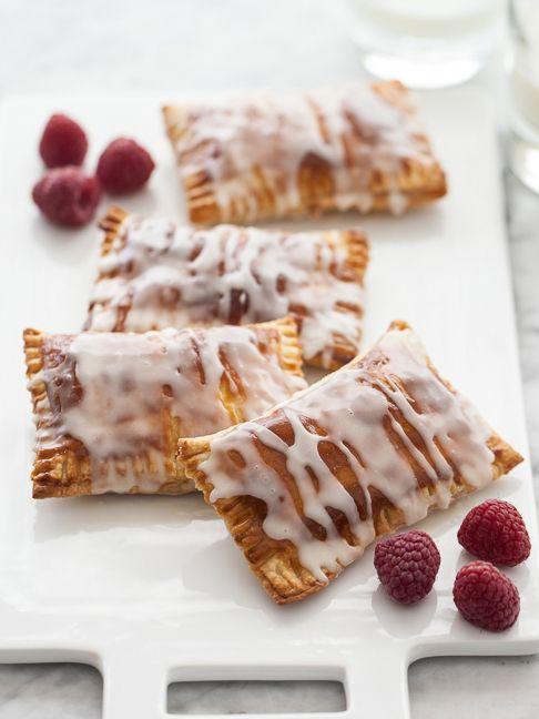 Frosted Berry Hand Pies @Heidi Haugen | FoodieCrush