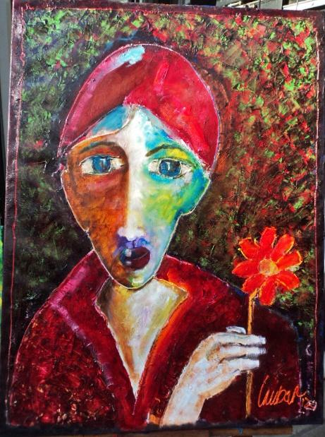 ART - Laubar ART.... SEE THIS PAINTING @ BROOKLYN SQUARE - PRETORIA - SOUTH AFRICA...