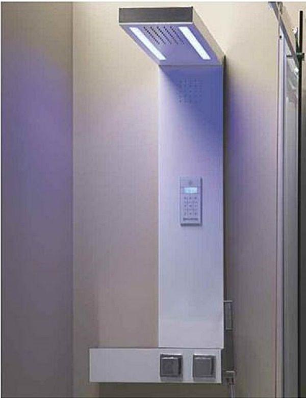 Basta una #colonnadoccia per trasformare il #bagno di casa propria in una piccola #SPA personale.  Scopri le caratteristiche delle colonne Digital Shower Thermo: