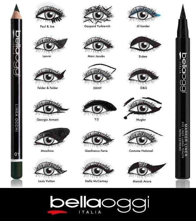 Bella Oggi Eye liner from Italy Visit Us; Good Deals every day.