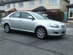 avensis for sale mint condtion like a new car for sale fully serviced new nct 1 2019 new tax for the year 2 2019 1 owner extras alloys new tyres ew cl ac em cd 3 code keys full service history from new lovely car to drive cheep tax please no time wasters goatstown Dublin 14