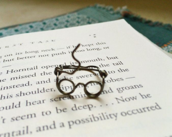 Harry Potter Ring  •  Free tutorial with pictures on how to make a wire ring in under 45 minutes