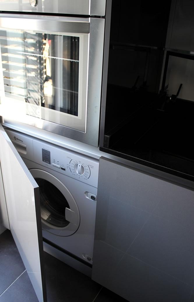 #cocinas Diseño de cocinas en Mostoles cocina con puente ...