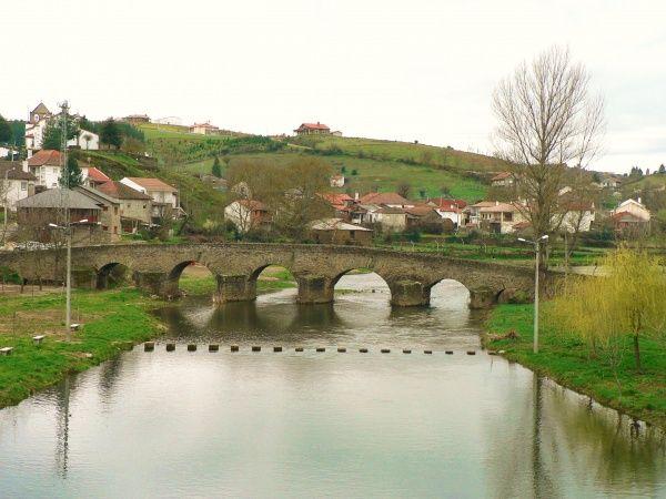 Ponte Romana de Gimonde - região de Bragança - Portugal