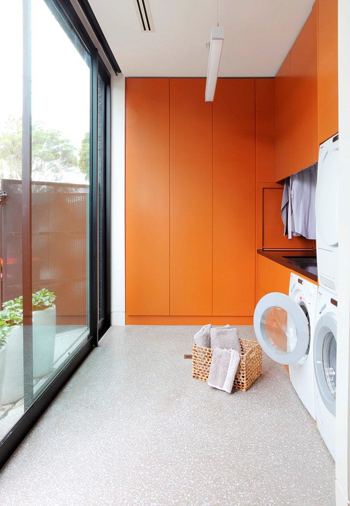 A LAUNDRY TO LOVE MAKES WASHING, DRYING AND IRONING A BREEZE | Home Beautiful magazine Australia
