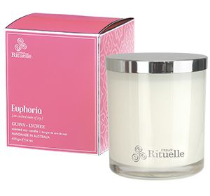 Euphoria - Scented Soy Candle - SOce