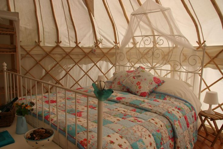 Yurt Holidays In France - Auvergne Naturelle