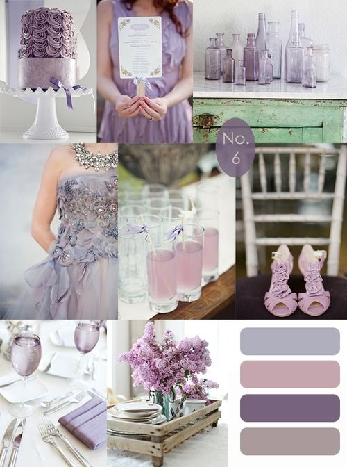 Gorgeous purple themed wedding, perfect for this season, don't you think so?
