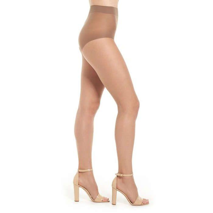 Rank & Style - Donna Karan The Nudes Toeless Pantyhose #rankandstyle
