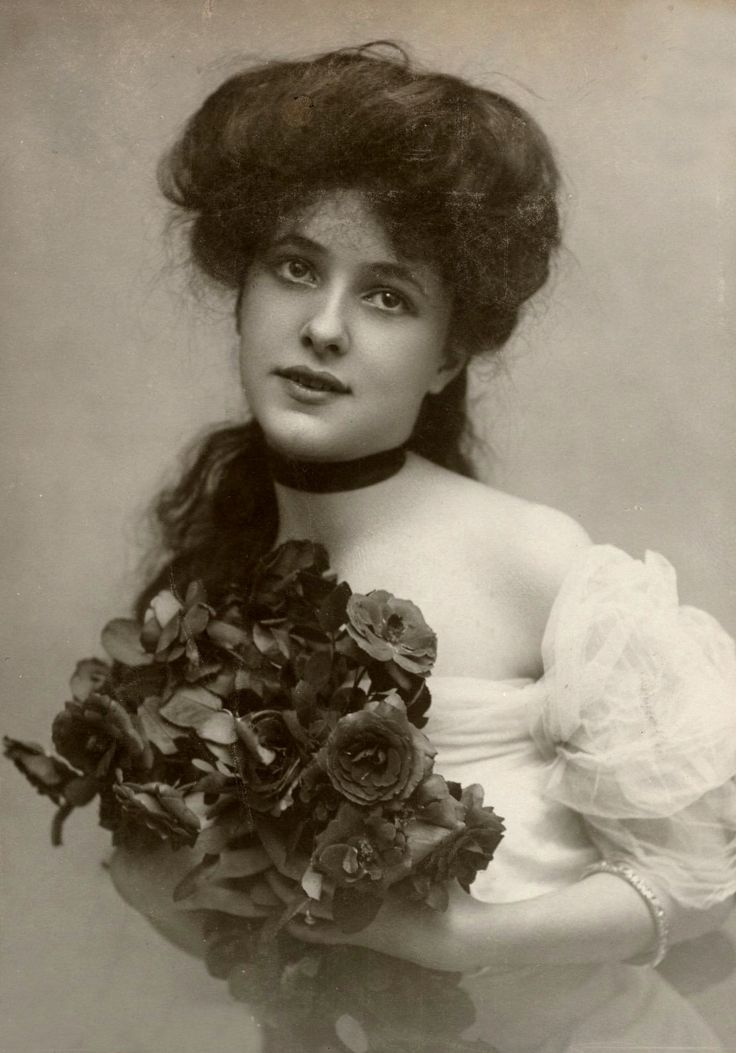U.S. Evelyn Nesbit, 1900s