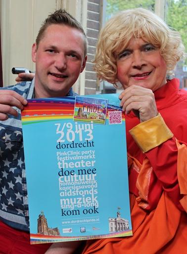Dordrecht Pride Margreet Dolman
