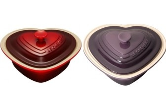 A gift from the heart - Le Creuset Casseroles