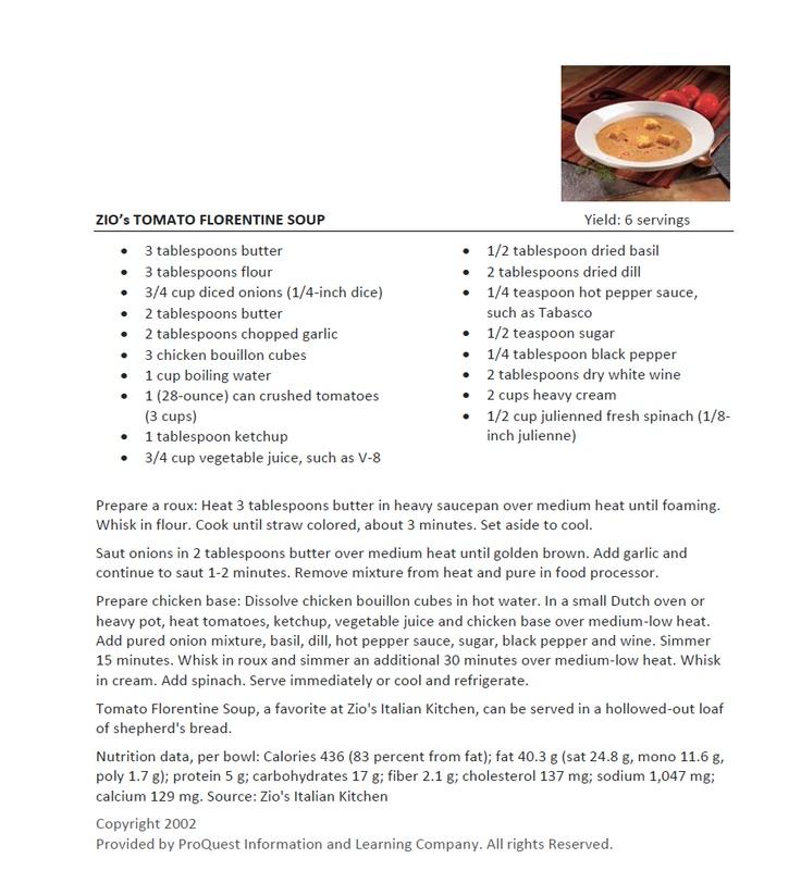 25+ beste ideeën over Tomato florentine soup op Pinterest - prepare my resume