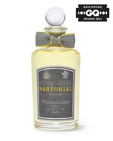 Sartorial Beard Oil