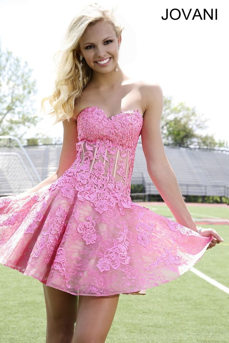 54 best Jovani Homecoming 2014 images on Pinterest | Jovani dresses ...