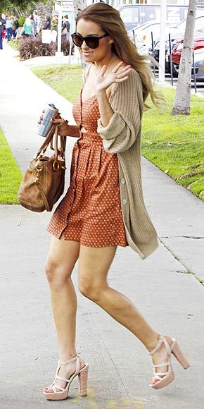 LAUREN CONRAD one of my many style icons of this decade!!