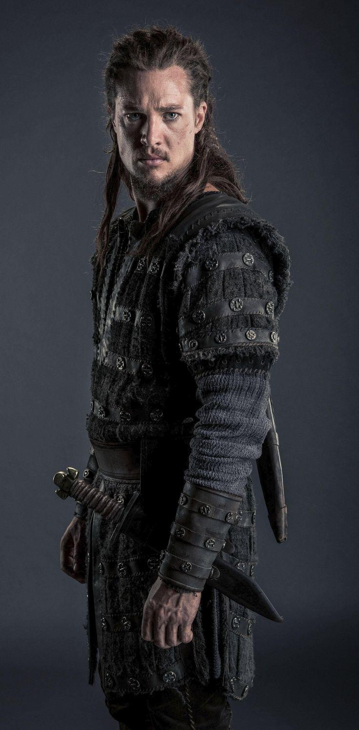 "Alexander Dreymon as Uhtred of Bebbanburg in ""The Last Kingdom"" Season 2 http://www.imdb.com/title/tt4179452 From http://images.spoilertv.com/The%20Last%20Kingdom/Season%202"