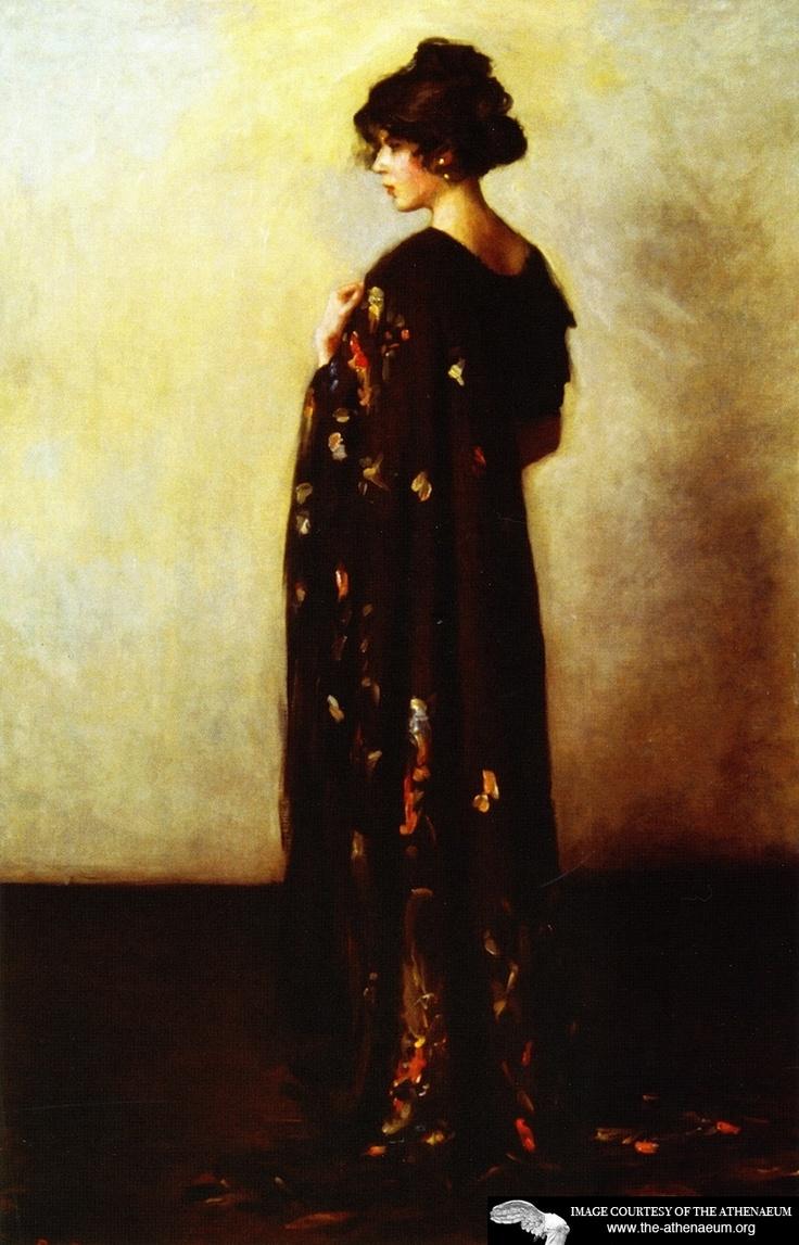 The Spanish Shawl  Ruth Pratt Bobbs