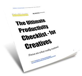 "Get Your own FREE ""Ultimate-Productivits-Checklist - for FREE!"