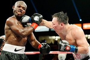 Bradley candid about symptoms Timothy Bradley Jr. urges other fighters to seek help for possible brain trauma | But those who study correlations between boxing and brain injury, although not exactly sanguine about Bradley's comments, argue that the most remarkable thing about his symptoms isn't that he suffered them. It's that he has been open about them.