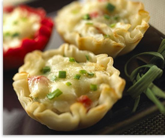 This appetizer is so... good!  Very easy and equally impressive to guests at your next party or for a great evening at home.