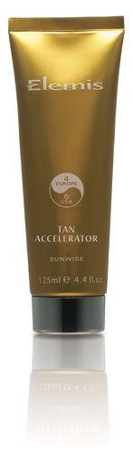Tan Accelerator  SPF4 -125ml