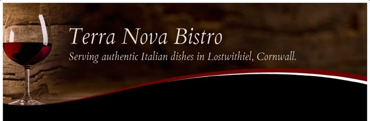The Terra Nova Bistro in Lostwithiel, Cornwall serves authentic Italian dishes and offers separate  #glutenfree menus