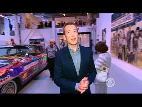 Graffiti: Art or vandalism? CBS visits the Museum of Contemporary Art in LA and explores Graffiti art and vandalism.