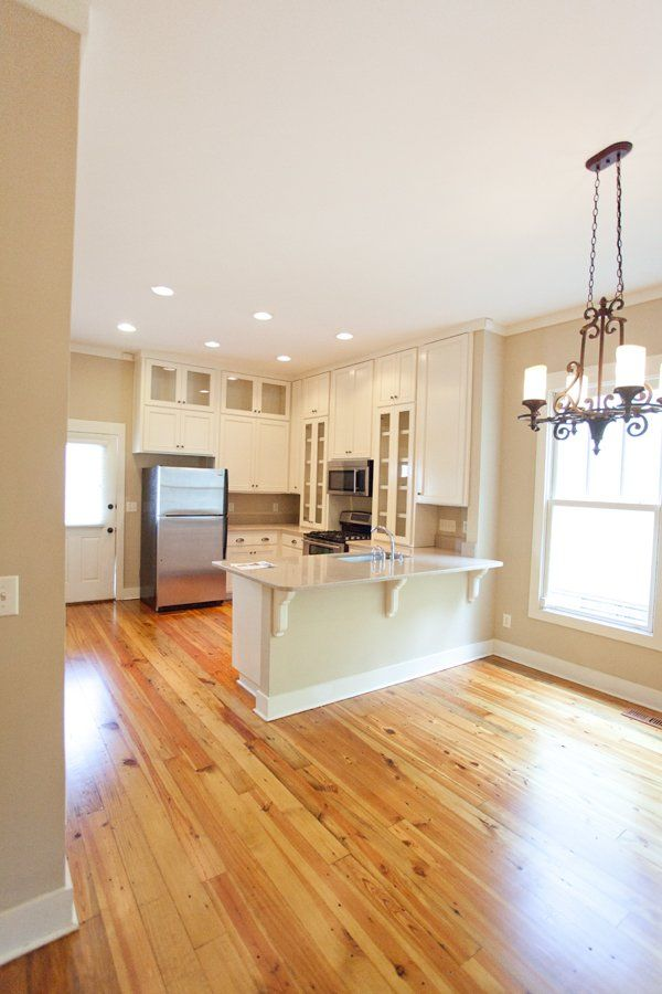 Interior Design Open Kitchen: Bungalow Kitchen. Open Concept But Still Period Looking