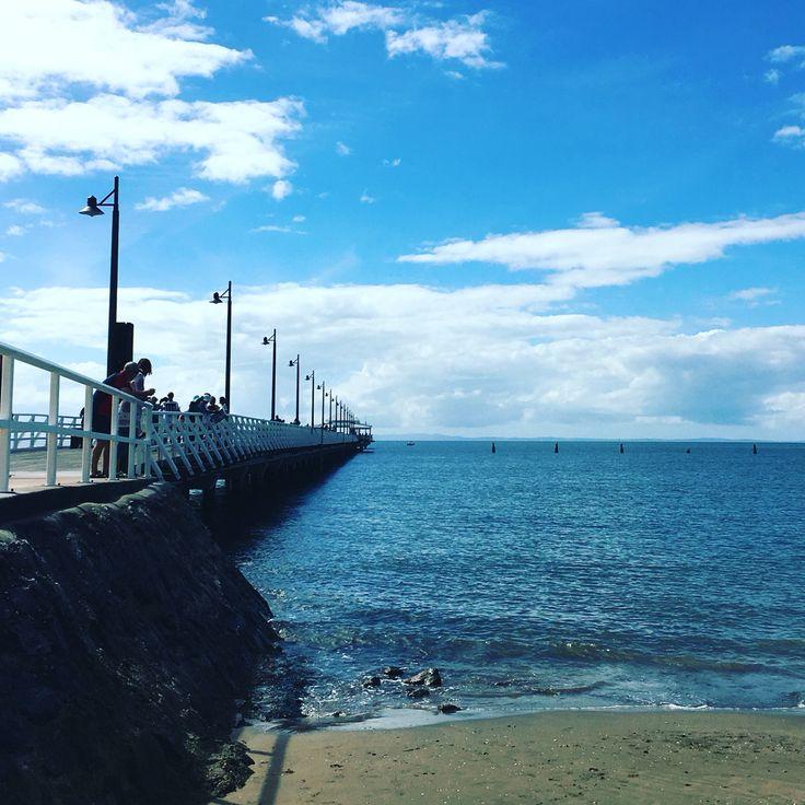 Shorncliffe Pier, Brisbane