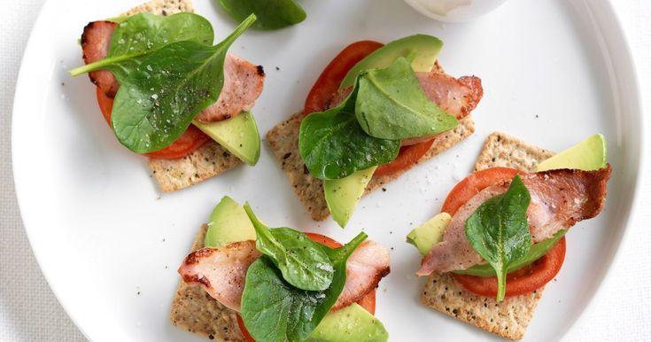 This healthy version of the traditional BLAT is proudly brought to you by Arnott's Vita-Weat and Taste.com.au.