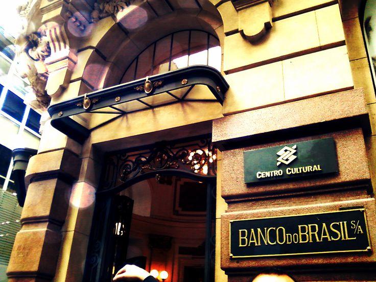Centro Cultural Banco do Brasil São Paulo - SP - Brasil