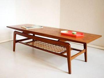 ≥ vintage retro jaren 50 60 webe deens design salontafel  - Tafels   Salontafels - Marktplaats.nl