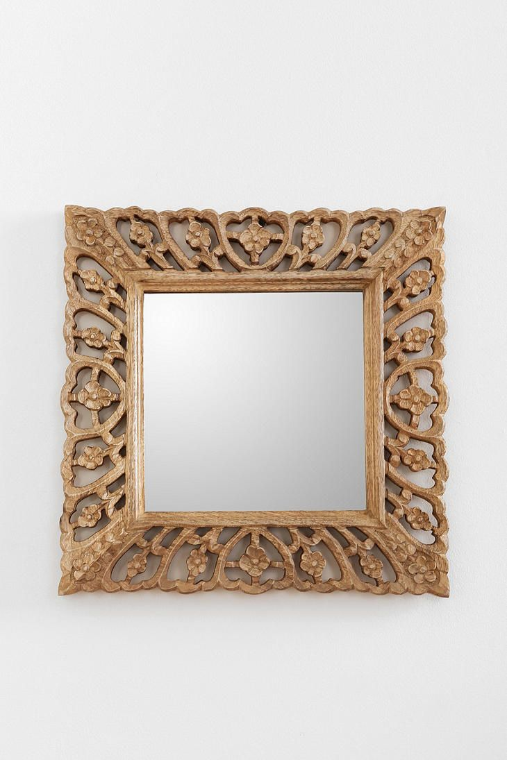 Best 25 wall mirror online ideas on pinterest wall mirrors carved floral wall mirror online only amipublicfo Gallery