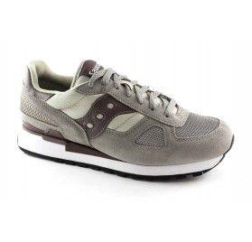 SAUCONY S2108-613 SHADOW ORIGINAL grigio scarpe uomo sneakers