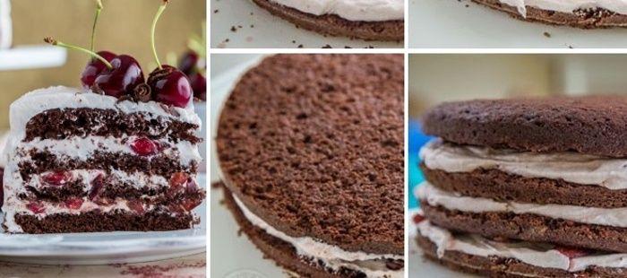 Milujete kombináciu čokolády,čerešní a alkoholu? Je to snáďnajlegendárnejšie spojenie dvoch chutí vtortovom svete. Čokoládovo čerešňová torta je základom každej dobrej svadby, oslavy, či výročia. Nechajte sa zlákať apoďte si snami pripraviť tú najlepšiu tortu na svete. Napriek tomu, že torta vyzerá náročná na prípravu abohatá na ingrediencie, nenechajte sa zmiasť. Zvládne ju každá gazdinka, ktorá