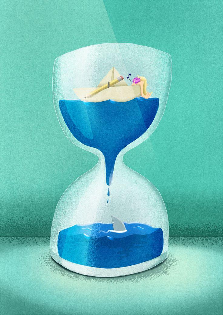 © Sara Gironi Carnevale - Deadline is coming.