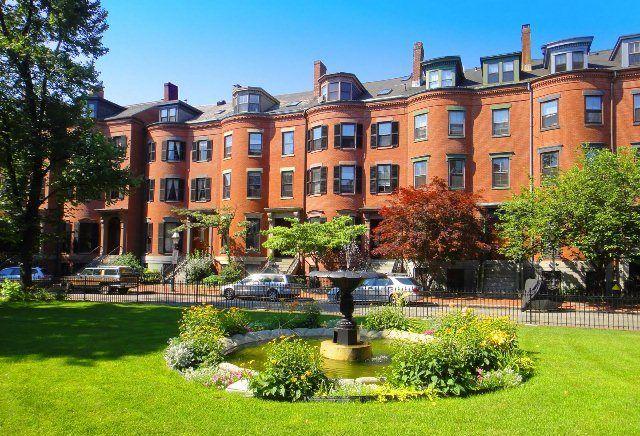 Boston Homes | ... Real Estate, Boston Real Estate, The Warren Group, CBS Boston