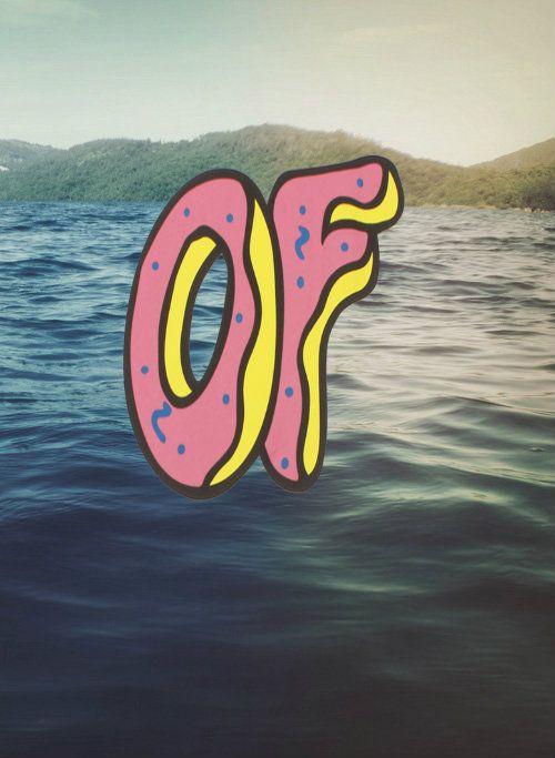 Odd Future Donut Logo New Hip Hop Beats Uploaded EVERY SINGLE DAY