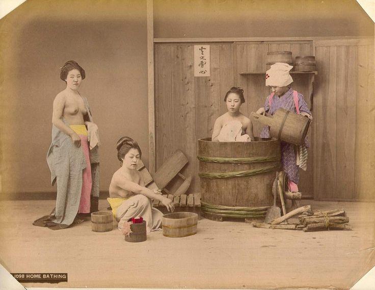 Album Two, Albumen Photographs (63), Large Format, Meiji Japan