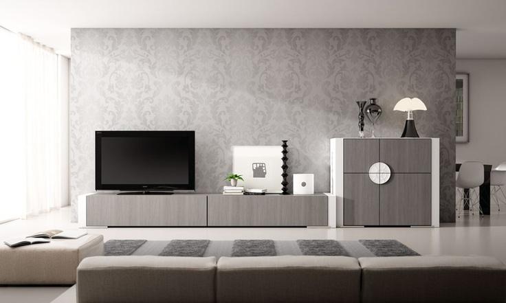 Gamma collection composición modular TV
