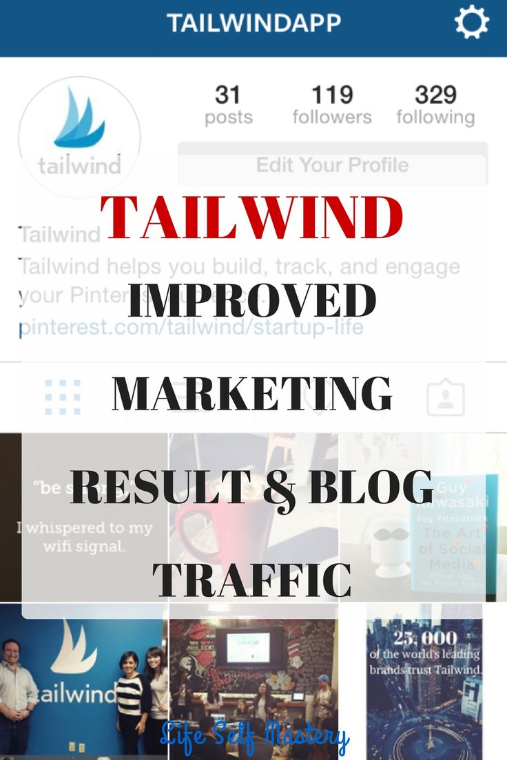 Pinterest: How to grow your blog with Tailwind | This post is for bloggers owners looking to grow their blogs with Pinterest with the aid of a scheduling service, Tailwind. Click through to read more.