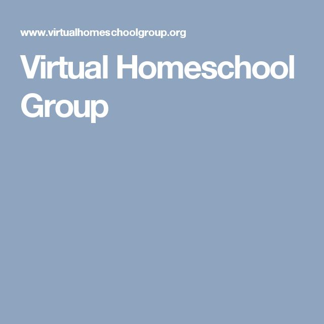 Virtual Homeschool Group