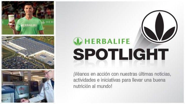 Artículos y entrevistas exclusivas con líderes de Herbalife