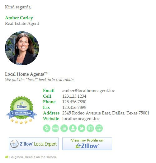 The 25+ best Email signature templates ideas on Pinterest Email - professional email template