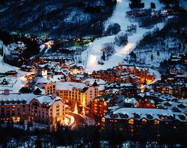 Vail, Colorado: Best Ski Town