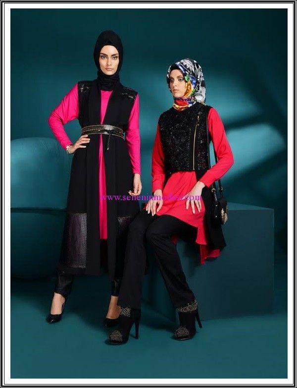 www.seneninmodasi.com, tesettur#moda#hijab#tunik#kapali#fashion#setrms