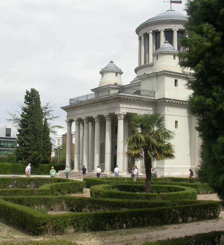 Real Observatorio Astronómico de Madrid, C/Alfonso XII 28014 Madrid